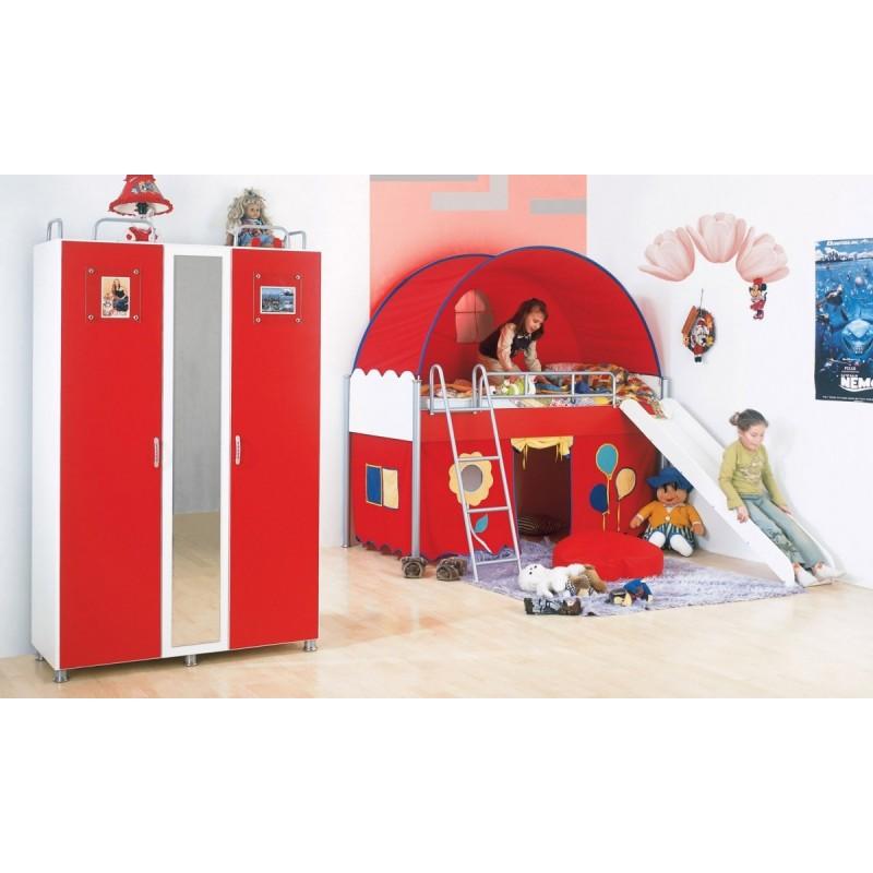 Kaydıraklı Çocuk Odası